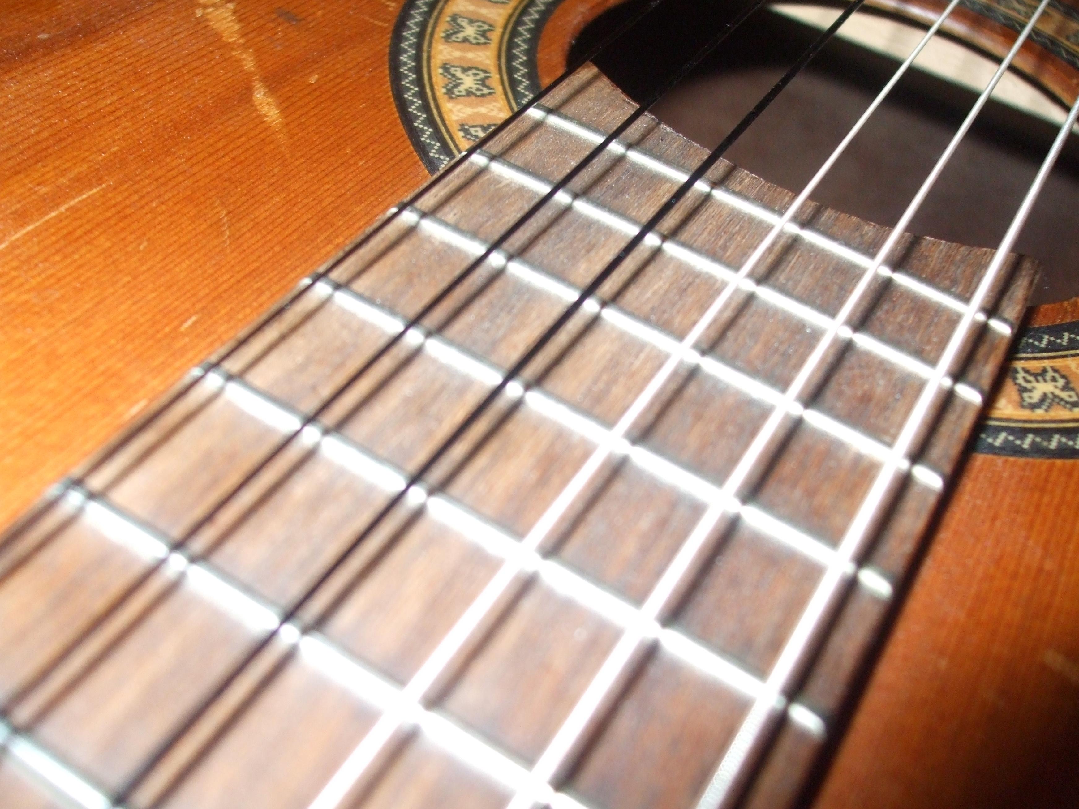 Free Guitar Lesson Chord Melody Tab Polkadots And Moonbeams The