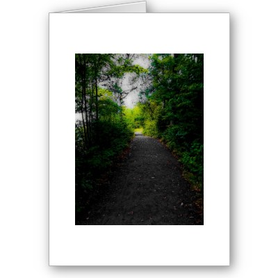 Hagley Park Greeting Card